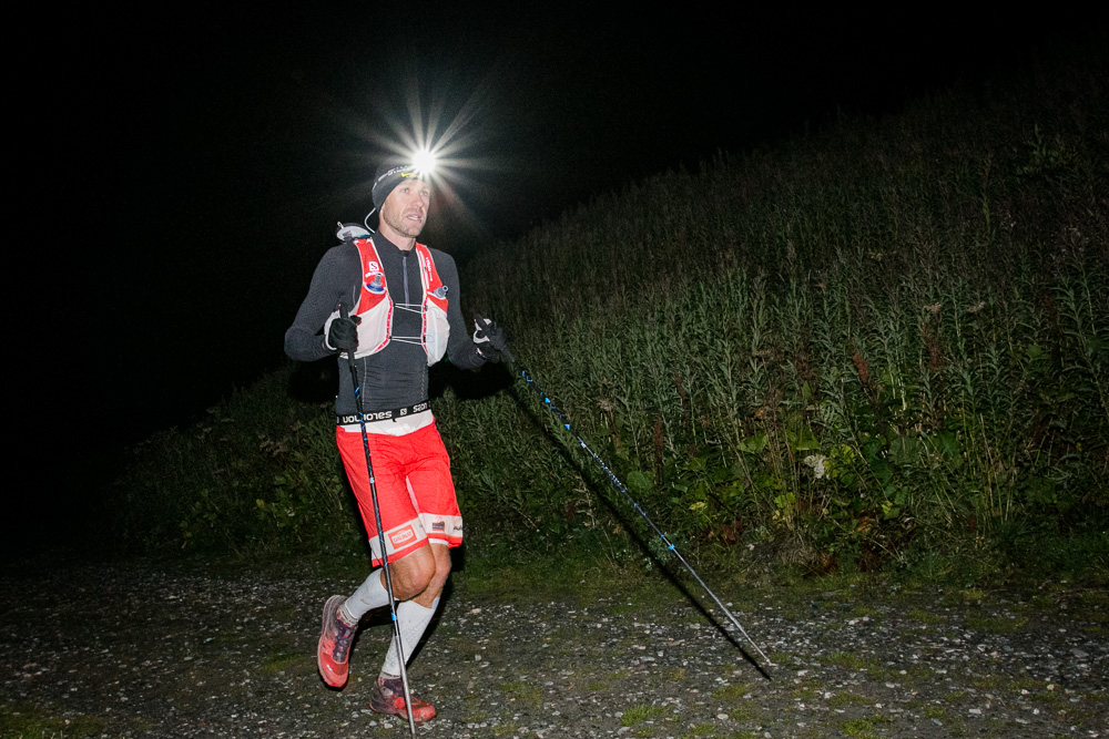 UTMB 2017 François D'Haene