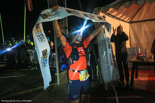 Daniel Jung Ultra Trail de l'Atlas Toubkal