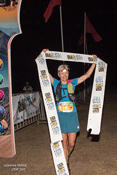 Andrea Huser Ultra Trail de l'Atlas Toubkal