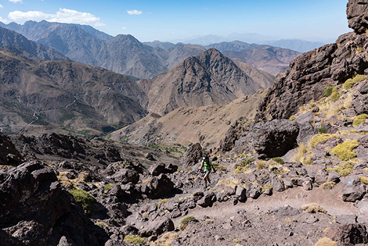 Ultra Trail de l'Atlas Toubkal