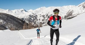 Thibaut Baronian Ubaye Snow Trail Salomon