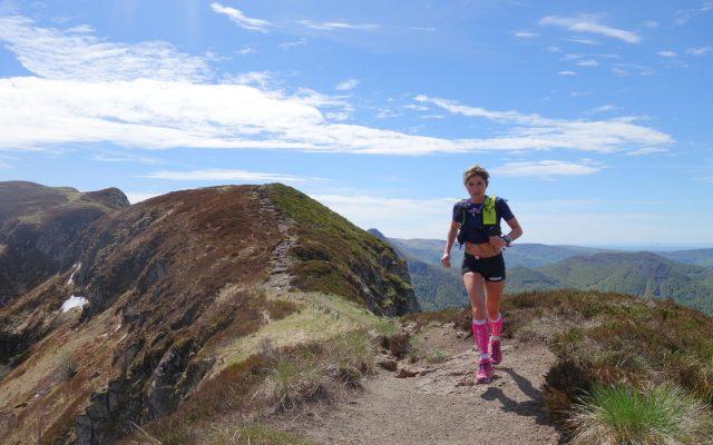 Calendrier Trail Auvergne.L Equipe De France De Trail Choisit Le Cantal