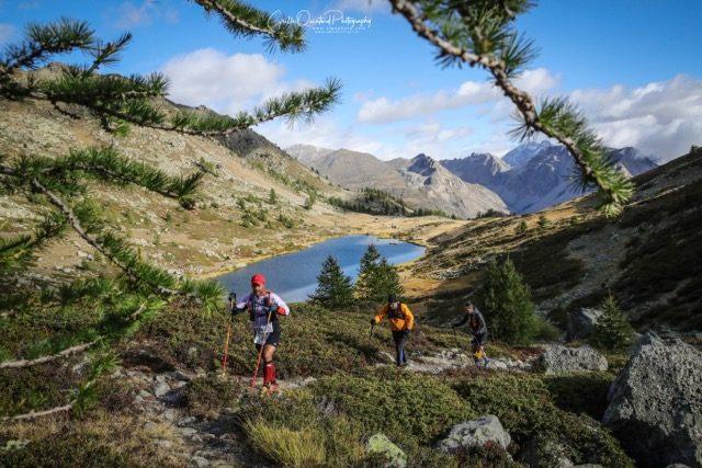 Serre Che Trail Salomon - Photo Cyrille Quintard
