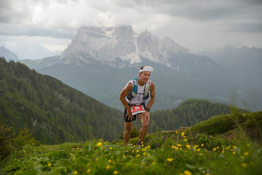 Peter Restopp vainqueur du Dolomiti Extreme Trail 2018