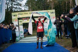 Jean-François Cauchon remporte l'Ultra-Trail Harricana