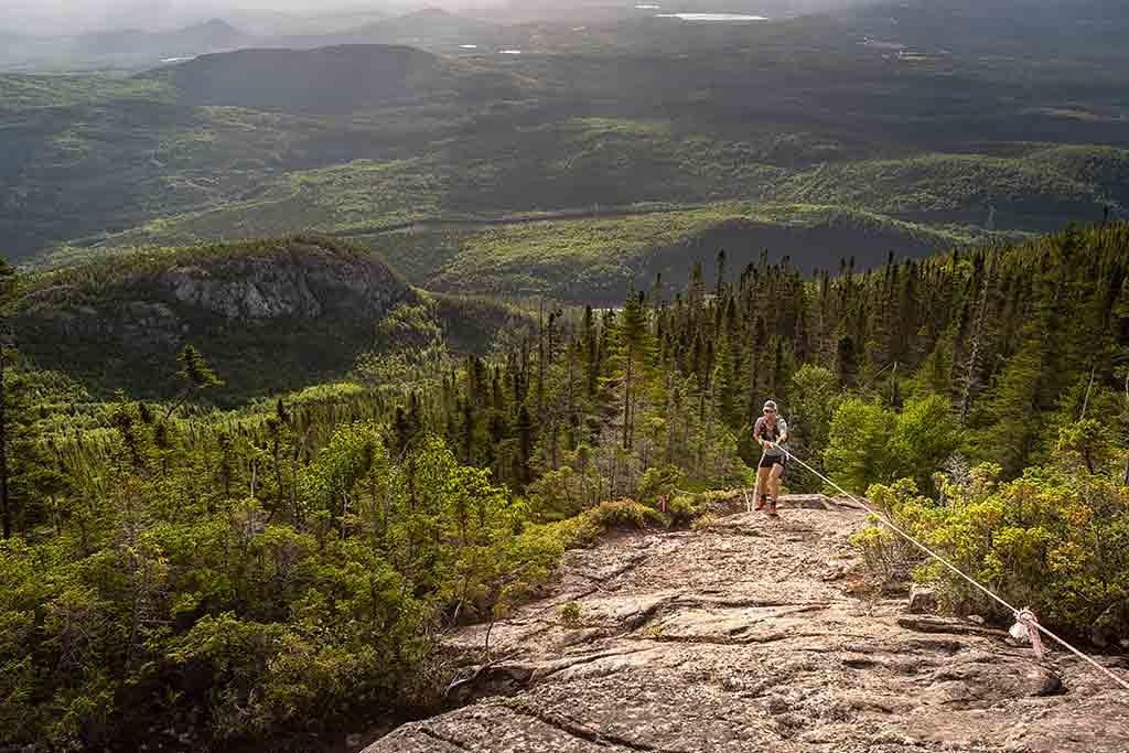 Ultra Trail Harricana - Photo David Beland