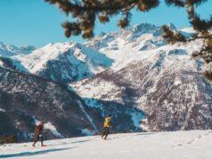 Serre Che Snow Trail - Crédit photo Cyrille Quintard
